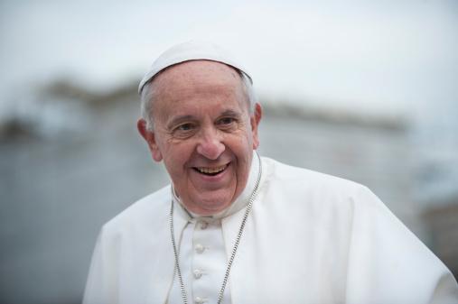 Le pape François en Terre sainte