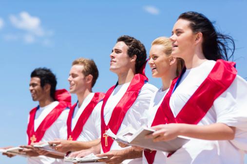 Le Gospel francophone : une base sociale protestante