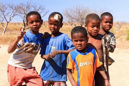 Une autre carte postale de Madagascar