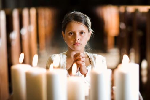 Les enfants et l'Église
