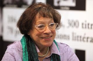Rencontre avec la romancière Anne Cuneo