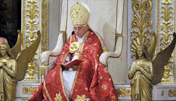 Les évangéliques rendent hommage à Benoît XVI