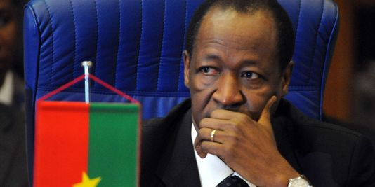 Transition politique au Burkina-Faso