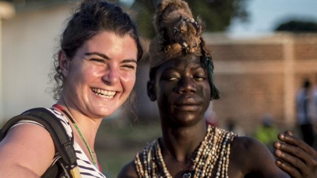 Passion d'Afrique : Camille Lepage