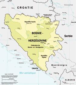 La Bosnie-Herzégovine dans l'impasse