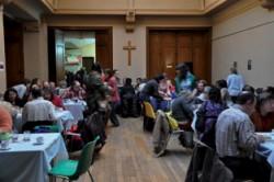 Les tables du Centre d'action sociale protestant (CASP)