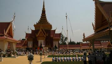 Sihanouk, la fin d'une ère