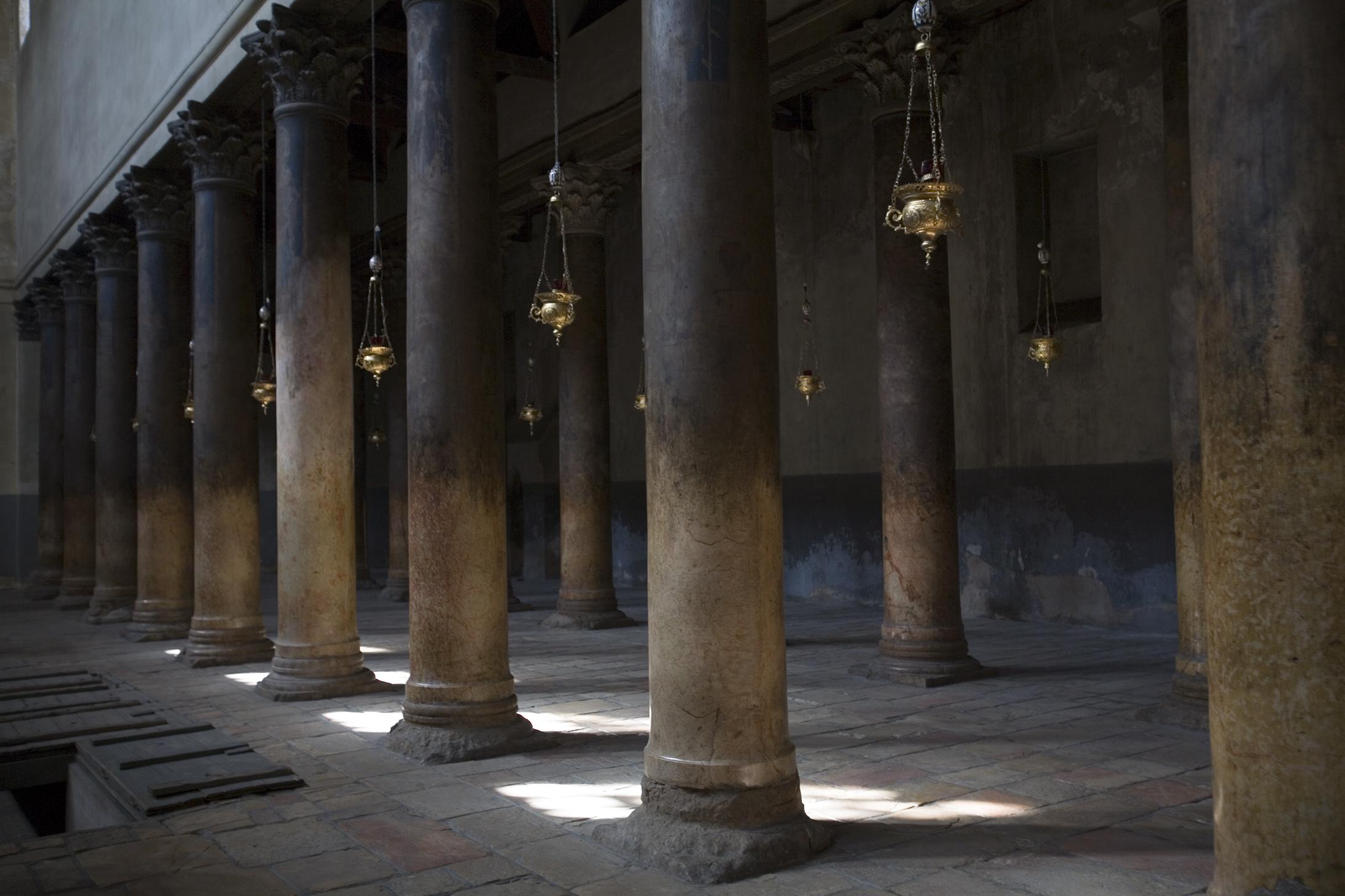 La Basilique de la Nativité inscrite à l'Unesco