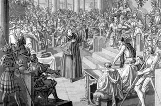 Luther et la diète de Worms