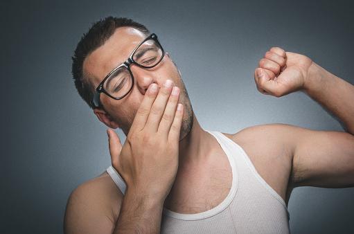Respirer pour s'endormir facilement