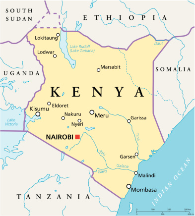 Hommage aux victimes de Garissa
