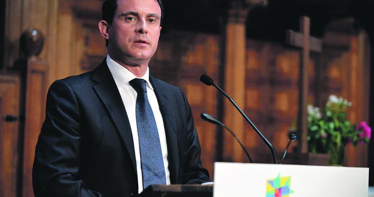 Manuel Valls et les protestants