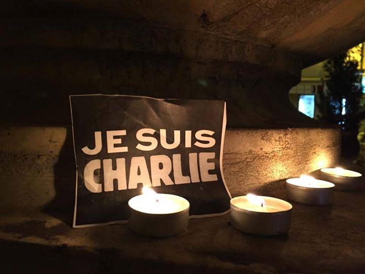 Charlie Hebdo. Je ne ris pas. Je pleure