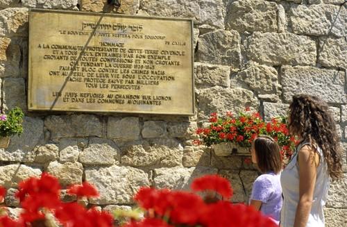 Un lieu de mémoire dédié aux Justes au Chambon-sur-Lignon