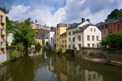Visite au Luxembourg