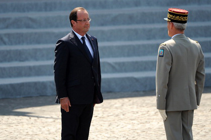 Les Français et l'autorité