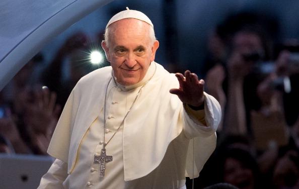 La visite du pape au Parlement était-elle justifiée ?