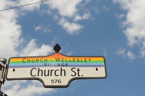 L'homosexualité et l'Église