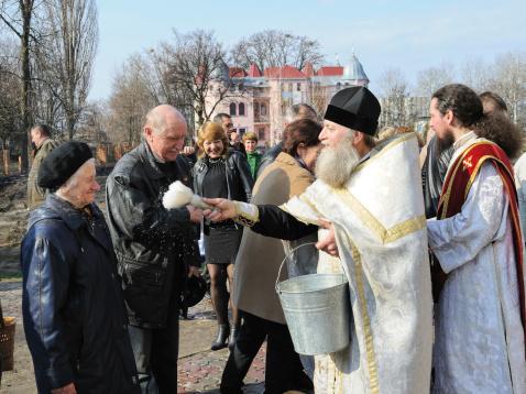 Les Églises d'Ukraine, un modèle à suivre ?
