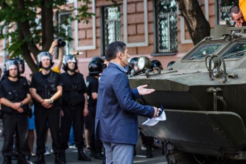 Faut-il soutenir l'Ukraine démocratique ?