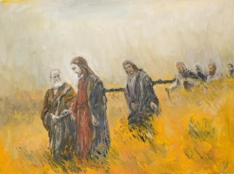 Jésus-Christ : l'attendu-inattendu de Dieu