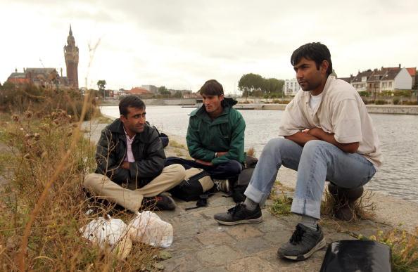 Des migrants en quête d'espoir