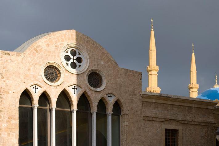 Pâques vu par des réfugiés chrétiens au Liban