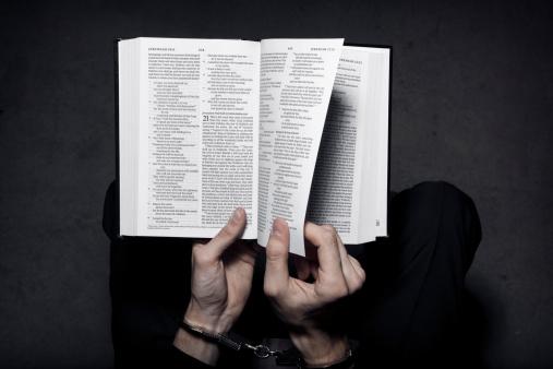 La Bible, manuel politique