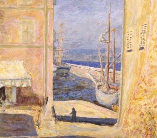 L'exposition Pierre Bonnard