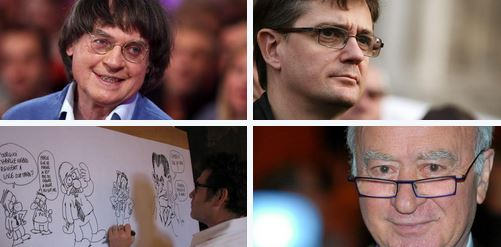 Tuerie au journal Charlie Hebdo