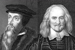 Jean Calvin et Thomas Hobbes – Naissance de la modernité politique