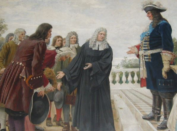 Calvinistes proscrits à Metz, colons à Berlin