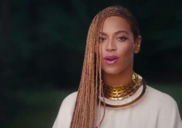 """Beyoncé dit """"oui"""" à Jésus !"""