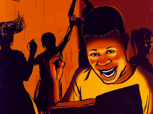 """""""Éclats d'Afrique"""", la BD protestante francophone qui monte"""