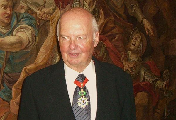 Didier Sicard, l'honneur d'un humaniste