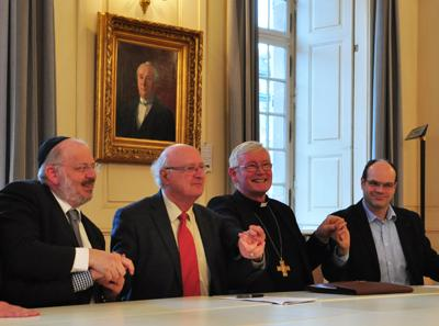 La laïcité à l'alsacienne bénie par les sages