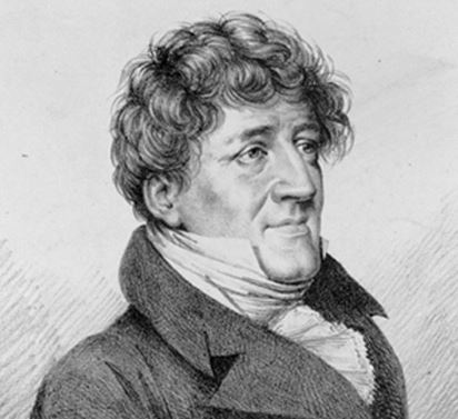 Georges Cuvier (1769-1832)