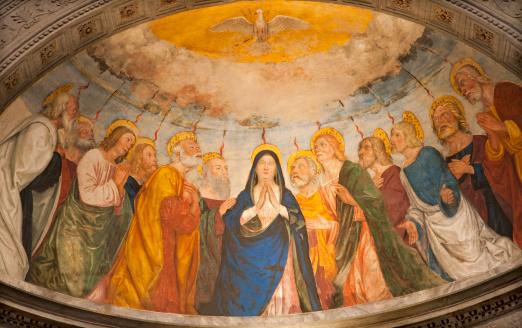 La Pentecôte, un nouveau vivre ensemble