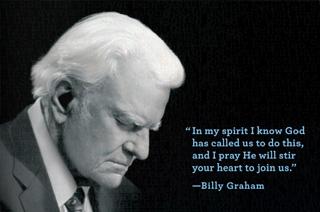 La dernière campagne de Billy Graham
