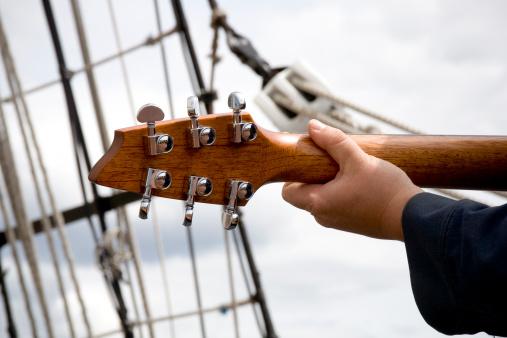 Un marin qui chante