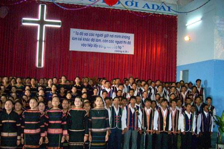 La «religion de la bonne nouvelle» dans le Vietnam postcolonial