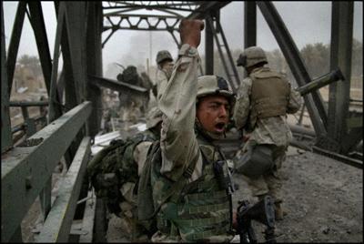 Irak, le glas qui sonne la fin des mythes américains