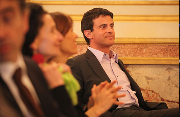 Manuels Valls à Protestants en Fête