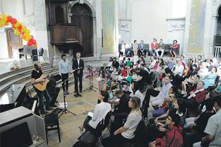 Église du Marais : une paroisse en marche