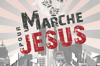 """Des """"Marches pour Jésus"""" en ordre dispersé"""
