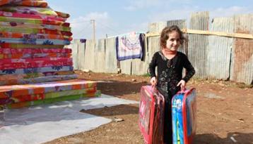 Prier pour la Syrie