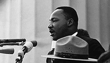 """Il y a 50 ans, le """"rêve"""" du pasteur Martin Luther King"""