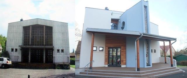 L'église protestante de Mutzig retrouve une nouvelle jeunesse