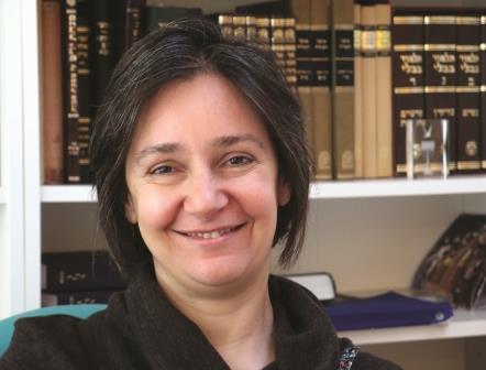 Une femme parmi les rabbins