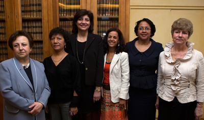 Quand les femmes défendent les droits de l'homme